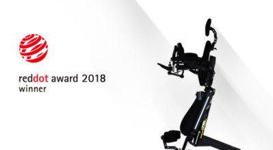 Karma EvO Altus ganadora del 2018 Red Dot Product Design Award