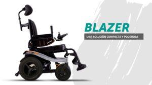 silla de ruedas Blazer