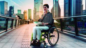 silla de ruedas activa ergo LIVE